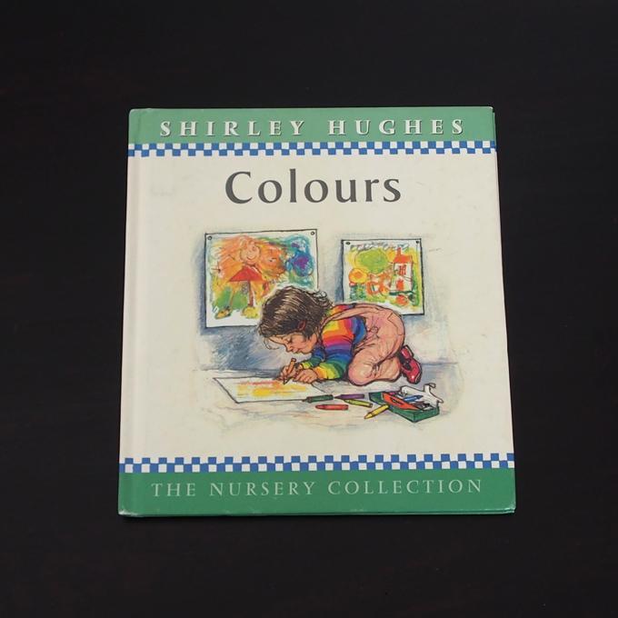 colours、表紙