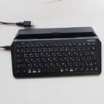 elecom,無線有線キーボード