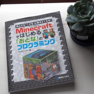 minecraftではじめる「おとな」のプログラミング