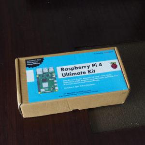 raspberrypi4 kit,箱